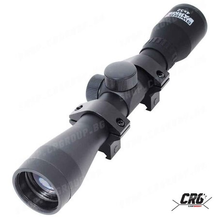 SWISS ARMS compact scope 4 x 32 eco